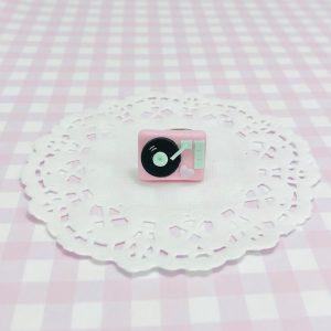 record player ring anello giradischi